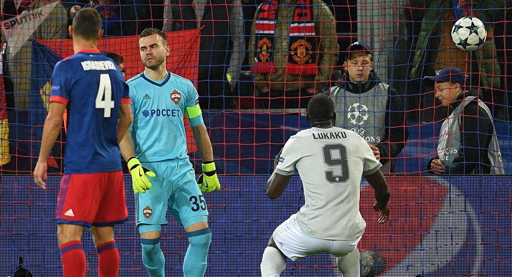 ЦСКА и«Манчестер Юнайтед» сыграют взаключительном туре группового раунда