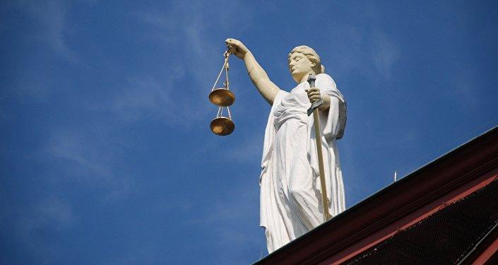 Символы закона и правосудия