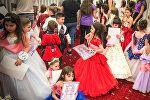 Маленькие Мистер и мисс Тбилиси: детский конкурс красоты
