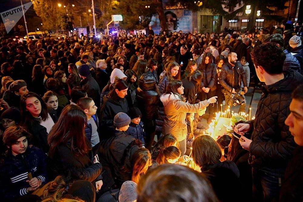 Обвиняемые в убийстве двух подростков задержаны. Тбилисский суд отправил их в заключение на время следствия. Предварительное судебное слушание назначено на 9 января 2018 года