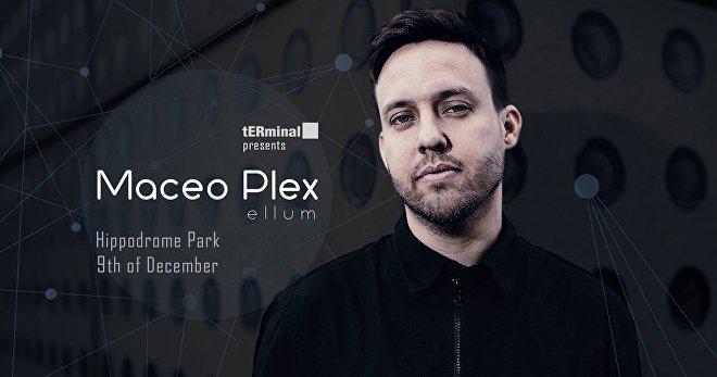 Maceo Plex – концерт электронной музыки