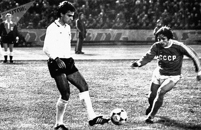 Символическая сборная Грузии по футболу всех времен