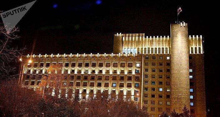Парламент принял вовтором чтении проект изменений в новейшую редакцию Конституции Грузии