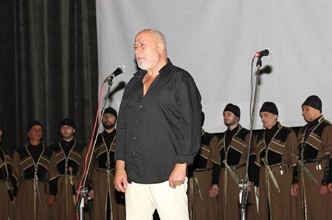 Народный артист Грузии Дмитрий (Дима) Джаяни