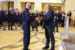 Президент Грузии Георгий Маргвелашвили наградил сотрудников МВД Грузии