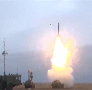 Как в России произвели боевые запуски ракет ЗРК С-400 Триумф