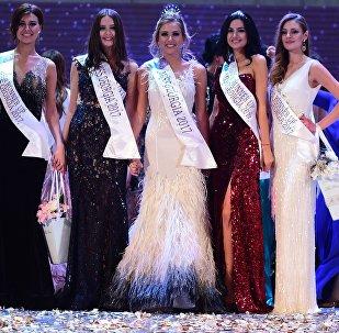 Конкурс Мисс Грузия - топ-5 конкурсанток