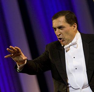Оперный певец Паата Шалвович Бурчуладзе
