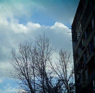 ღრუბლიანი ამინდი