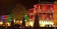 Исторический центр Тбилиси - улица Бараташвили