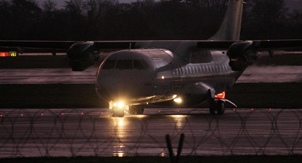 Самолет с25 людьми наборту потерпел крушение вКанаде