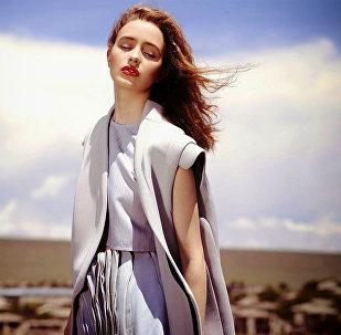 Грузинская модель Мариша Урушадзе