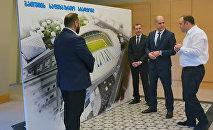 Презентация нового батумского стадиона