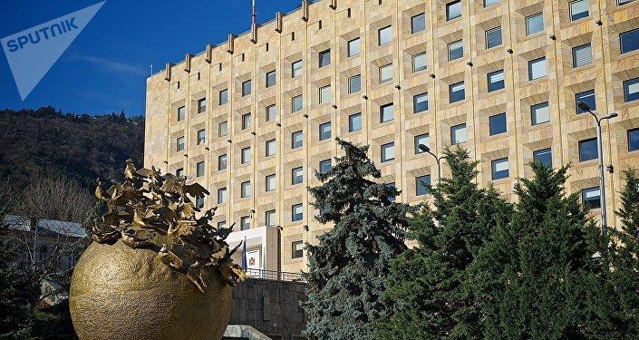 მთავრობის კანცელარიის შენობა
