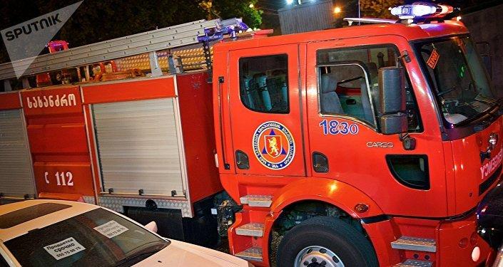 Пожар вжилом корпусе вТбилиси унес жизни трех человек
