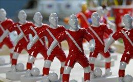 Фигурки футболистов сборных ЧМ-2018 по футболу выпускают в России