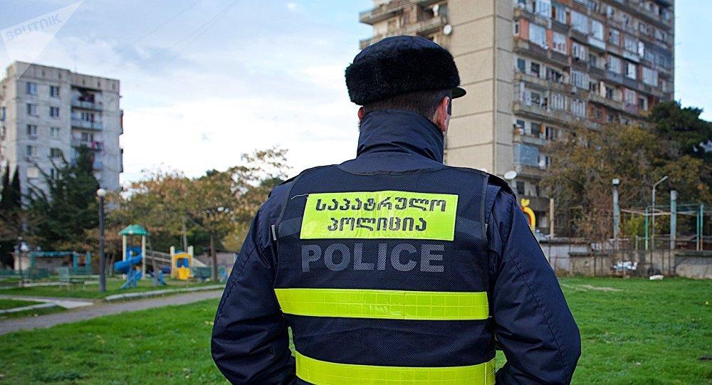 საპატრულო პოლიციის თანამშრომელი