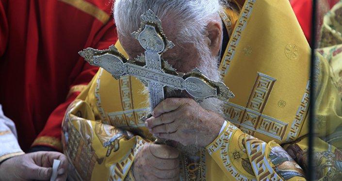 Католикос Патриарх Всея Грузии Илия Второй