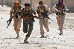 Боевые действия в городе Ракка, Сирия