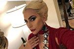 Леди Гага в наряде от Avtandil