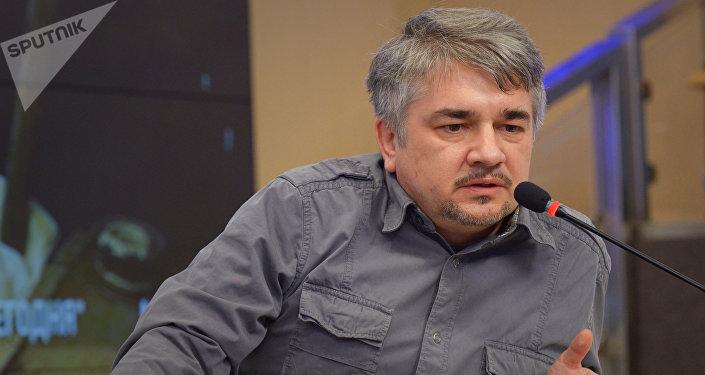Президент Центра системного анализа и прогнозирования Ростислав Ищенко.