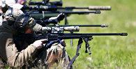 Соревнования по полицейскому и спортивному снайпингу Абсолютная Точность