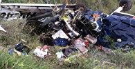 Крушение самолета Cessna 207 в Колумбии, архивное фото, декабрь 2014 года