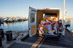 Партия в 1,2 тонны метамфетамина, который был изъят в порту Джеральдтон, расположенном к северу от города Перт в Западной Австралии