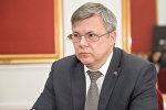 Советник-посланник посольства России в Армении Андрей Иванов
