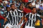 Матч между клубами Ювентус и Рома в рамках Чемпионата Италии, архивное фото, июль 2017 года