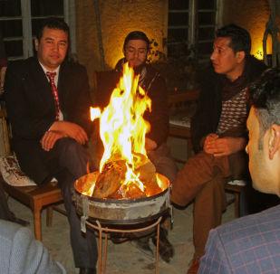Праздник самой длинной ночи в Афганистане