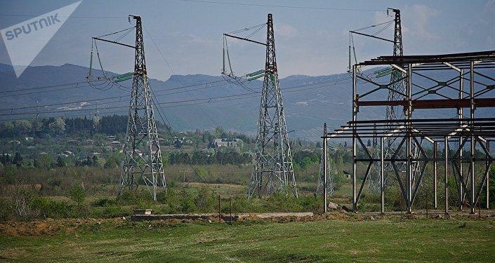 ელექტროგადამცემი ხაზი
