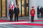 президенты Грузии и Армении