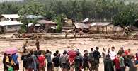 Последствия шторма на Филиппинах