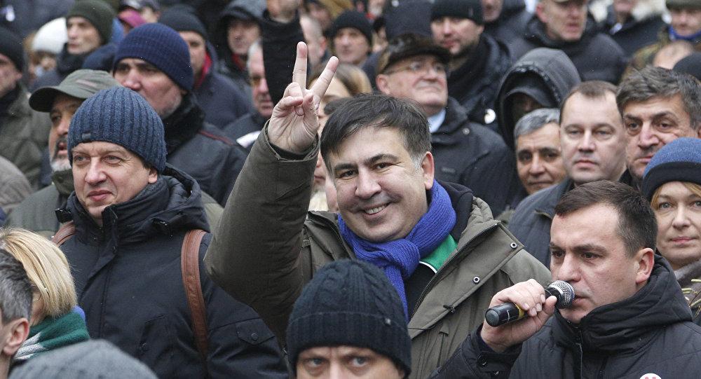 Апелляционный суд столицы Украины  оставил под арестом соратника Саакашвили Севериона Дангадзе