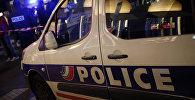 Офицеры французской полиции на месте преступления в Париже