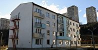 Новое студенческое общежитие в Тбилиси
