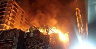 Пожар в Мумбаи