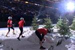 Мировое первенство по боям снежками состоялось в Гельзенкирхене
