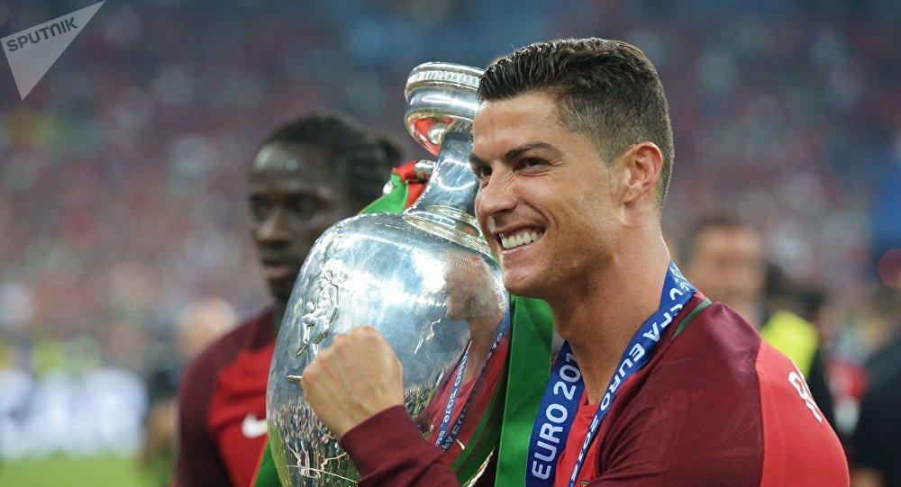 Роналду стал лучшим спортсменом года