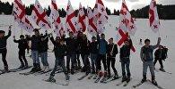 Открытие зимнего сезона на курорте Гомардули