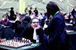 Грузинская шахматистка Нана Дзагнидзе стала чемпионкой мира по блицу