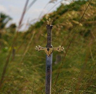 ხმალი ბრძოლის ველზე