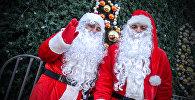 С Новым годом: поздравления от тбилисцев и гостей столицы Грузии