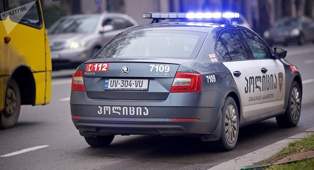 საპატრულო პოლიციის ეკიპაჟი