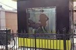 Фитнес-будки установили на улицах Пекина
