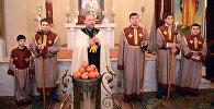 Освящение граната: как армянской традиции следуют в Батуми