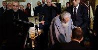 День рождения Патриарха: как поздравляли Илию Второго