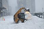 Аномальные холода в США и Канаде