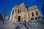 Тбилисский государственный театр оперы и балета им. Захария Палиашвили